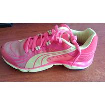 Zapatos Puma Evertrack Femeninos Terracota/ocre