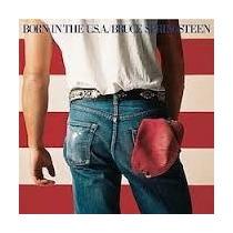 Cd Bruce Springsteen - Born In The U.s.a - Novo E Lacrado