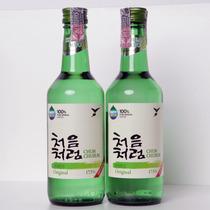 Bebida Coreana Soju Classic 360ml - 2und