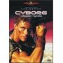Cyborg O Dragão Do Futuro - Van Damme - Lacrado