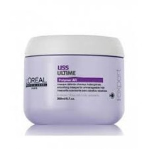 Loreal Liss Ultime Máscara 200ml