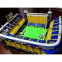 Estadio, Cancha De Boca Adorno Para Torta