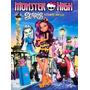 Dvd Monster High - Scaris Cidade Sem Luz - Original Lacrado