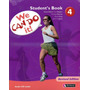 We Can Do It ! 4 - Student S Book With Cd - Richmond