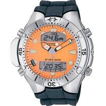 Relógio Citizen Masculino Aqualand Jp1060-01y