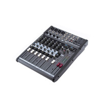 Phonic Am 1204fx Mixer Mesa 8 Canais C/ Efeitos Frete Grátis