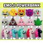 Bateria Portatil Emoji Power Bank Iphone Samsung
