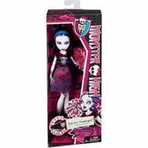 Monster High - Torcida Spectra Vondergeist - Mattel Bdf07