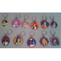 Hermoso Set Infantil Llaveros Princesas Cuentos Disney