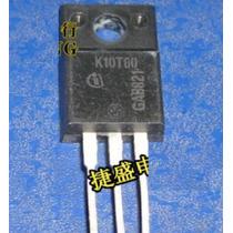 Transistor K10t60 10t60 Igbt Esteira Weg Cr 7,00 Original