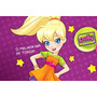 Painel Decorativo Festa Infantil Polly Pocket (mod4)