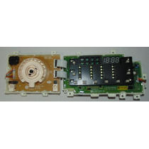 Placa Do Display Lavadora Wd-1412rt/ Rt5 Lg Original - Nova