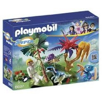 Playmobil 6687 Isla Perdida Con Alien Raptor Metepec Toluca
