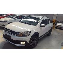 Okm Volkswagen Saveiro Cross 1.6 16v 110cv Tasa 0% Dni Alra