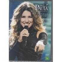 Paula Fernandes - Dvd Amanhecer Ao Vivo - Lacrado!
