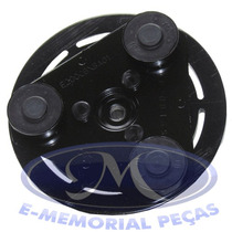 Disco Cubo Embreagem Compressor Condicio Fiesta 2005 A 2015