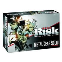 Edición De Metal Gear Solid De Riesgo Limitado Individualme