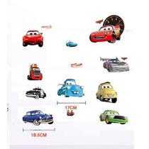 B Vinil Decorativo De Cars Para Baño / Habitación Infantil