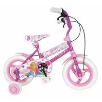Bicicleta Rodado 12barbie Eva