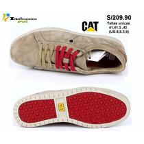 Zapatos Bota Cat Caterpillar Monroe