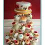 Torta, Minitorta 1kilo Y 18 Cupcakes Todas Las Tematicas