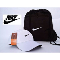 Boné Nike E Sacola Mochila Nike -kit