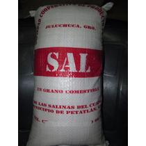 Sal De Mar En Grano Comestible Costal De 4.5 Kg Envío Gratis
