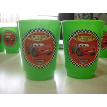 Vasos Plasticos Personalizados Souvenir Candy Bar - 10u