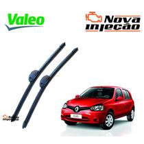 Limpador De Para Brisa Renault Clio Dianteiro (valeo)