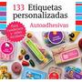 133 Etiquetas Escolares Autoadhesivas Personalizadas Utiles