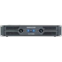 Vendo Amplificador Vlp 1500 American Audio Usado, Casi Nuevo