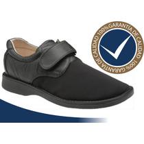 Zapato Calzado Caballero Dama Diabetico Comodo Piel Borrego