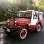 Jeep Willys Motor 1400 1949 Original