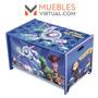 Mueble Infantil Disney - Baul De Juguetes Toy Story