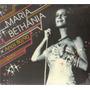 Maria Bethania Anos 80/90[cd Novo De Fabrica]