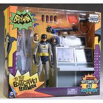 Batman Batcave - Bat Caverna - Classic 1966 - Mattel - Novo