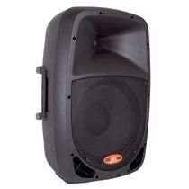 Caixa De Som Ll Donner Dr1010 A Ativa Com Bluetooth/sd 120w