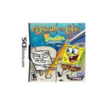 Drawn To Life: Edición Bob Esponja - Nintendo Ds