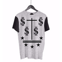 Camisa Camiseta Masculina Swag Raiders Kings Kit Supreme