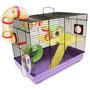 Jaula San Diego 2 Hamster Jerbo Grande + Regalo