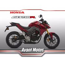 Honda Cb 190 R 2016 Nueva Avant Motos