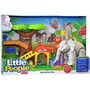 Fisher Price Zoologico Grande Animales Little People Musical