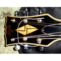 Les Paul Custom Cherry Sunburst Hondo Ii Clon Gibson Permuto