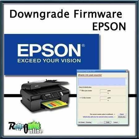 epson xp firmware update