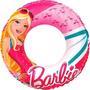Boia Inflável 50cm Barbie Praia Piscina Glamurosa 7670-9