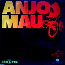 Lp Novela Anjo Mal Nacional/1976/bom Estado/globo