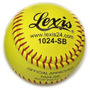 Pelotas Lexis Softbol Profesional 1024-sb Amarilla Softball