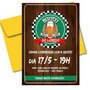 Convite Digital Boteco Bar Chá