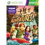 Kinect Sports Season 2 + Kinect Adventures Xbox 360 Original