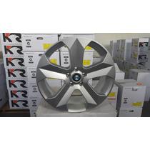 Roda Aro 17 Bmw X6 K47 Aro 17 5x105 5x108 Cruze Focus Volvo
